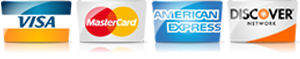 For AC in Green Bay WI, we accept most major credit cards.